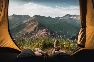 How to do Sustainable Camping
