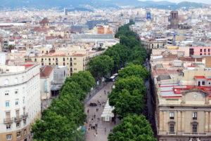 Exploring Las Ramblas de Barcelona Step by Step